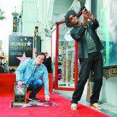 Tarantino enthüllt Stern auf dem Walk of Fame