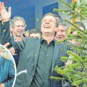 Dieter Egger schnappt sich den Thron von Hohenems