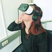 Virtuelle Realität in der journalistischen Welt
