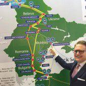 Weiss kooperiert mit litauischer Eisenbahn