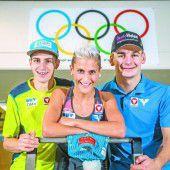 Vorarlbergs Skispringer wollen Flügel ausbreiten