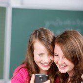 Smartphones im Visier von Schulen
