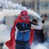 Mehrheit der Palästinenser für Aufstand