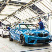 Erfolgreiches Jahr für BMW