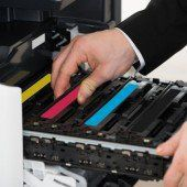 Druckerpatronen vom Arbeitgeber gestohlen