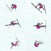 Sturzdrama überschattet Skizirkus