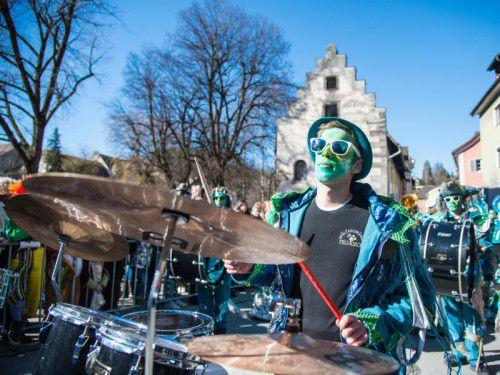 Am Wochenende werden in Feldkirch 80 Gruppen und 20.000 Besucher erwartet.