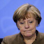 40 Prozent wollen Merkels Rücktritt