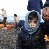 Hitzige Debatte um die Obergrenze für Flüchtlinge