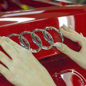 Audi investiert weiter kräftig