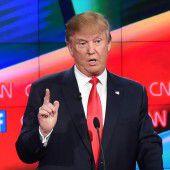Trump wegen Fernsehspot in der Kritik
