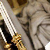 Papst fordert ein Ende der Gleichgültigkeit