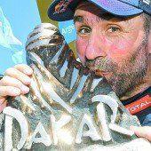 Der Monsieur Dakar feierte seinen zwölften Triumph