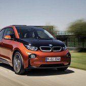 Mit dem BMWi3 in die Zukunft