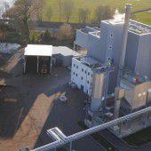 Eigenes Kraftwerk für Fabrik