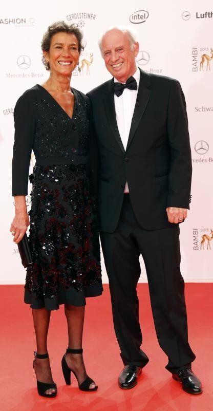 Bogner und seine Frau Sônia sind seit 1972 verheiratet.