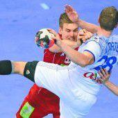 Norweger und Deutsche stürmen ins Halbfinale
