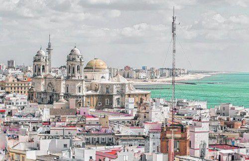 Cádiz gilt als älteste Stadt von Europa.