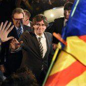 Katalonien will sich 2017 abspalten