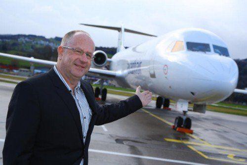CEO Daniel Steffen baut heuer Linie und Urlaubsdestinationen der People's Viennaline aus.