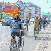 Die Kopenhagener und ihre Fahrräder