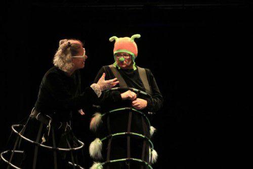 """Das Puppentheater Hard ist bekannt für seine einfühlsamen Stücke. Im Jänner wird """"Frieda möchte fliegen können"""" gespielt."""