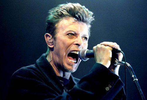 David Bowie war ein rastloser Klangforscher, ein Rock-Gentleman im eleganten Anzug und zuletzt eine Art Fantom.
