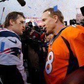 Manning sticht Brady aus