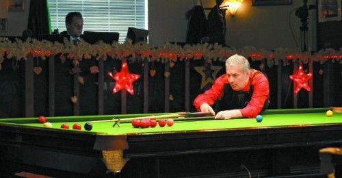 Der alte und neue Sieger des Dreikönigs-Open in Rankweil heißt Tony Drago aus Malta.