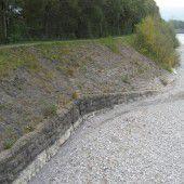 Schutz vor Hochwasser wird verstärkt