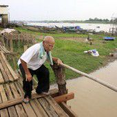Tonle-Sap-See ist Bedrohter See 2016