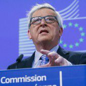 Juncker warnt vor Ende des Schengen-Systems