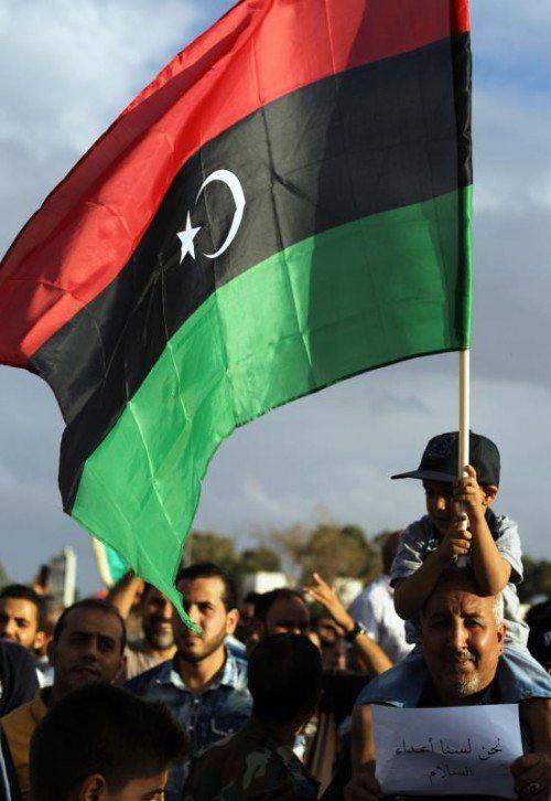 Der libysche Friedensplan wird nicht von allen begrüßt.