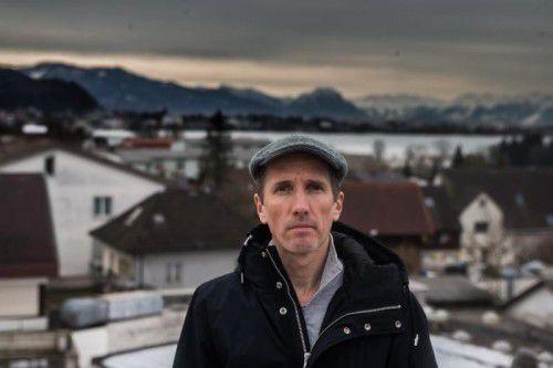"""Zurzeit arbeitet Hans Platzgumer noch an der """"Othello""""-Produktion am Schauspielhaus Stuttgart, im Herbst erscheint sein neues Buch. V N/Steurer"""