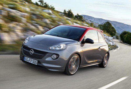 Der Opel Adam wird besser vernetzt.