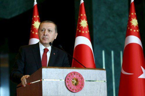 Der türkische Präsident Recep Tayyip Erdogan sprach von einem Attentäter syrischer Herkunft.
