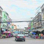 Die südliche Provinz Krabi