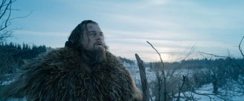 """Die Aufnahmen waren """"zweifellos das Härteste, das er jemals erlebt hab'"""", sagte Leonardo DiCaprio in einem Interview."""