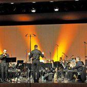 Brassband mit neuem Programm