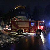Brand in Heizkeller wurde rasch gelöscht