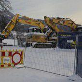 Sulz: Winter legt Erschließung am Studacker lahm