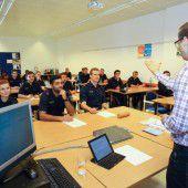 Verstärkung für die Vorarlberger Exekutive