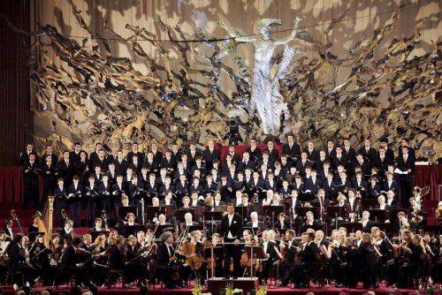 Die Regensburger Domspatzen sind Deutschlands ältester Knabenchor und einer der berühmtesten Chöre der Welt.