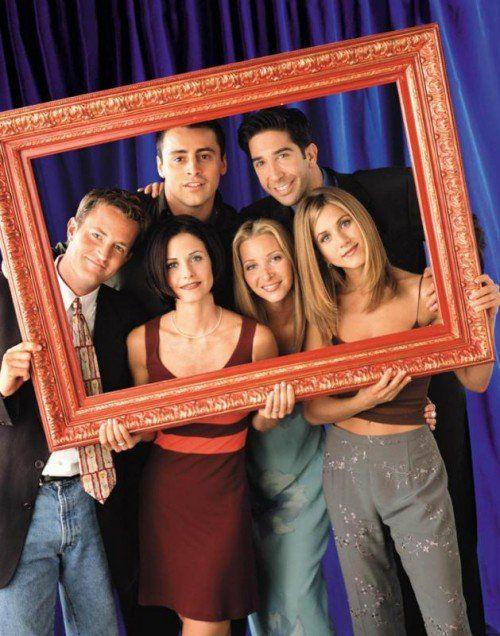 Die TV-Serie um sechs Freunde aus New York gehört zu den erfolgreichsten Comedyserien der 90er-Jahre.