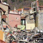Gasexplosion ließ Haus einstürzen: Fünf Tote