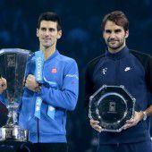 Das Königsduell im Tennis