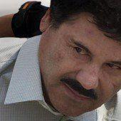 Mexikos Drogenboss El Chapo ist gefasst