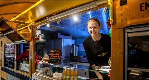 Dutzende Foodtrucks, Köche und Aussteller aus ganz Europa gastieren im Februar in Dornbirn.