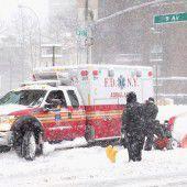Snowzilla fordert in den USA 18 Todesopfer