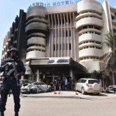 Staatstrauer nach Terror in Burkina Faso